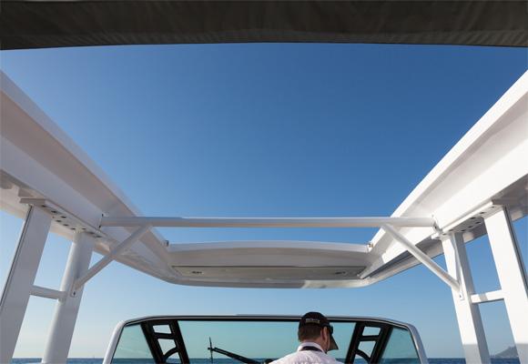 37 SUN-TOP - Axopar Menorca